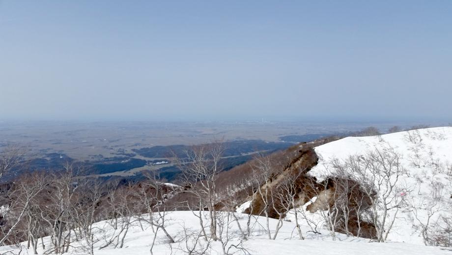 五頭山三の峰