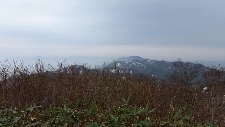 松平山山頂