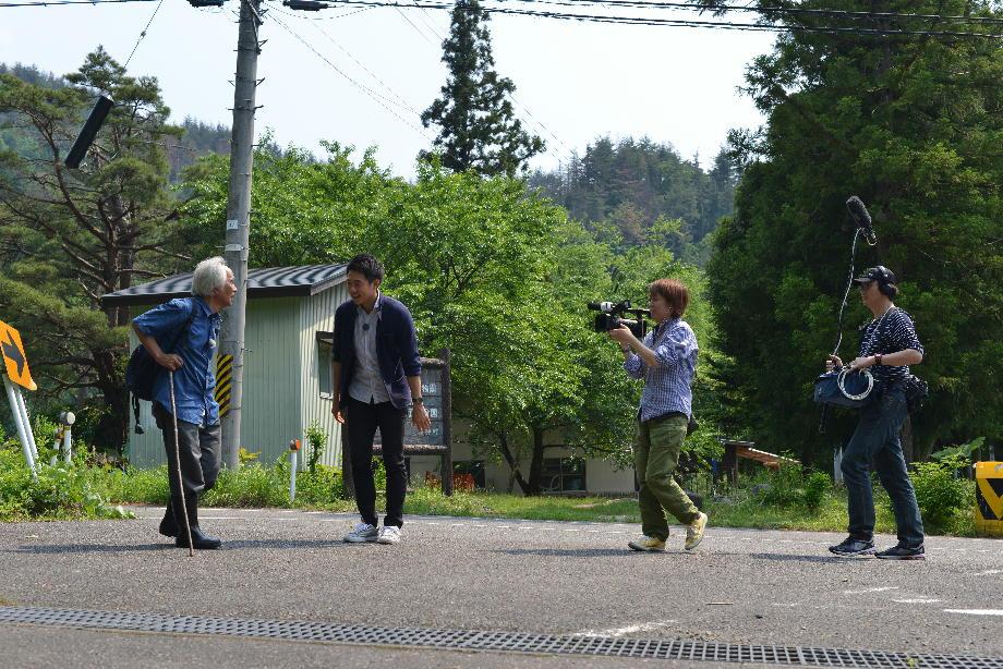 ikoi20170530-01 テレビで紹介されるよっ! 五頭山麓いこいの森