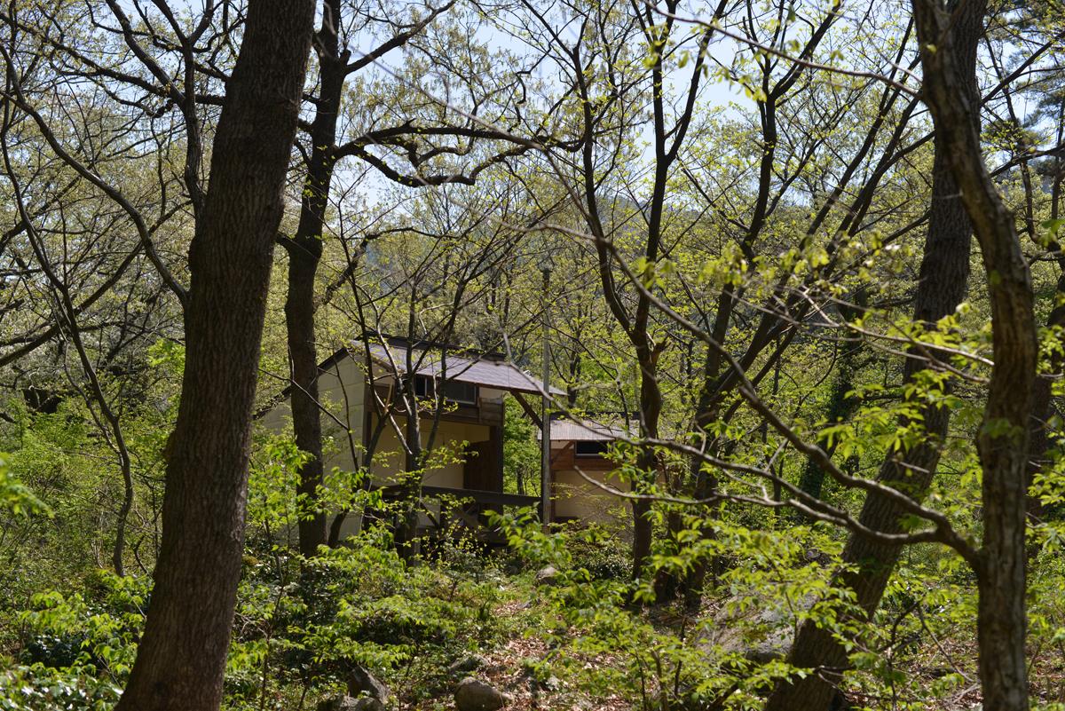 ikoi20180422-07 ゴールデンウィークを前にして賑わっています 五頭山麓いこいの森