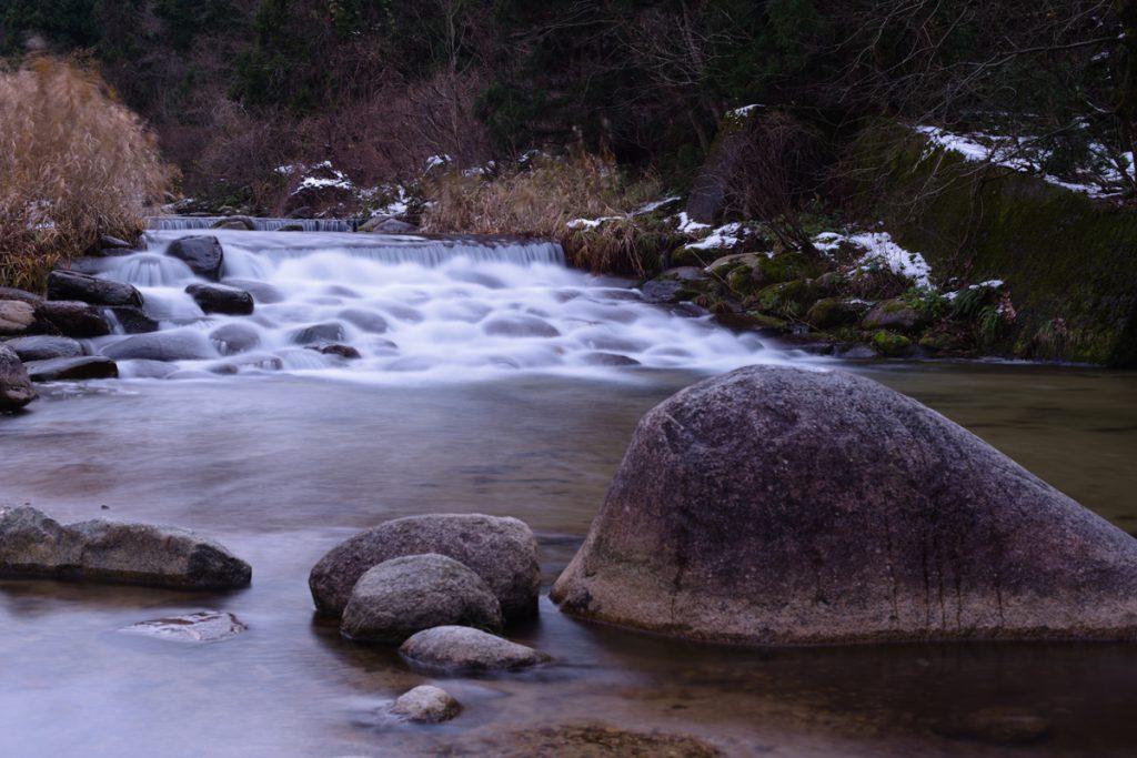 ikoi20181216-008-1-1024x683 今年はまだ雪が少ないので大荒川の写真を撮ってきました 五頭山麓いこいの森