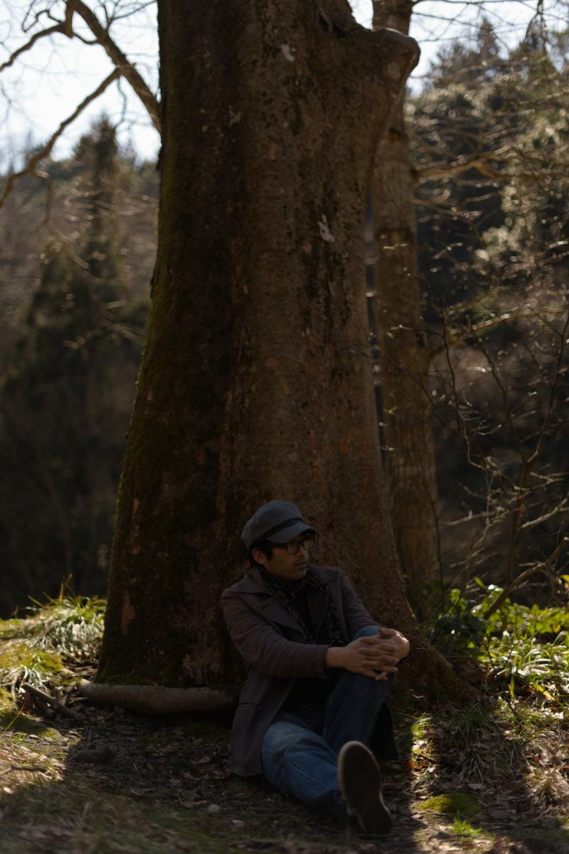 gozu20190312-04-1 これぐらいのサイズ感です 五頭山麓いこいの森