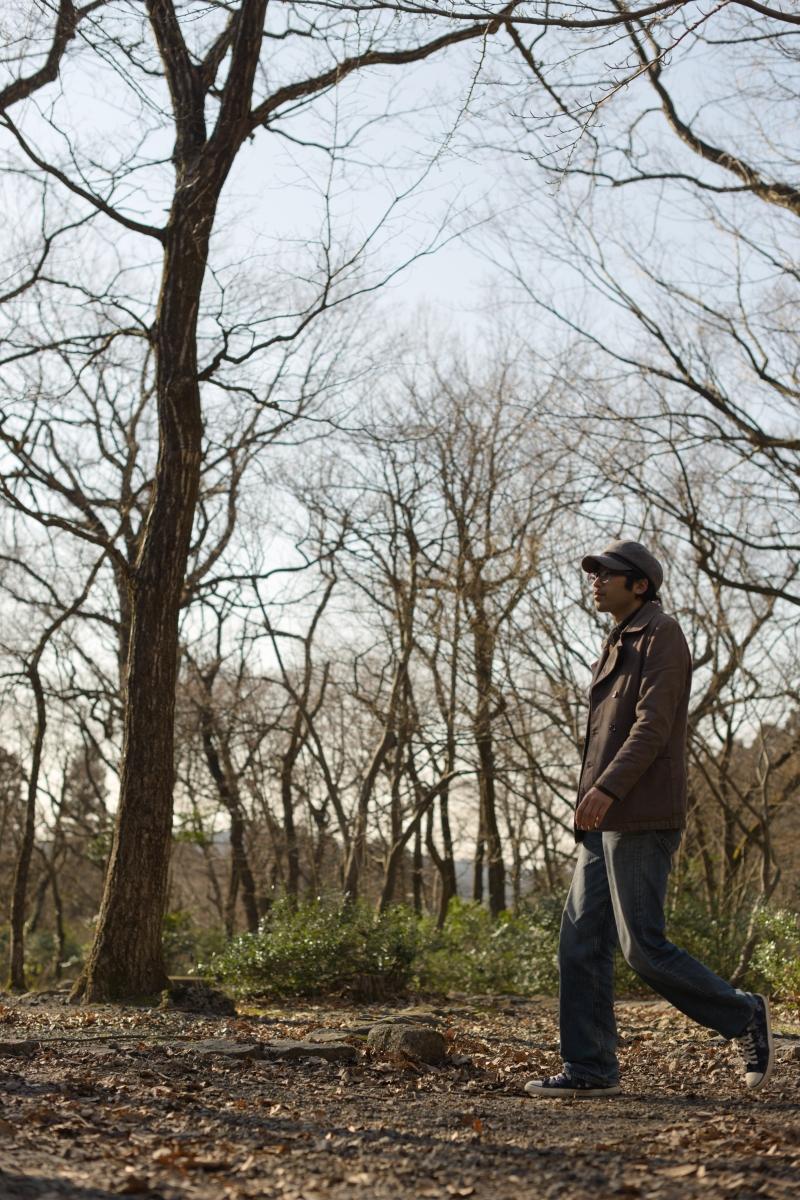 gozu20190312-20 これぐらいのサイズ感です 五頭山麓いこいの森